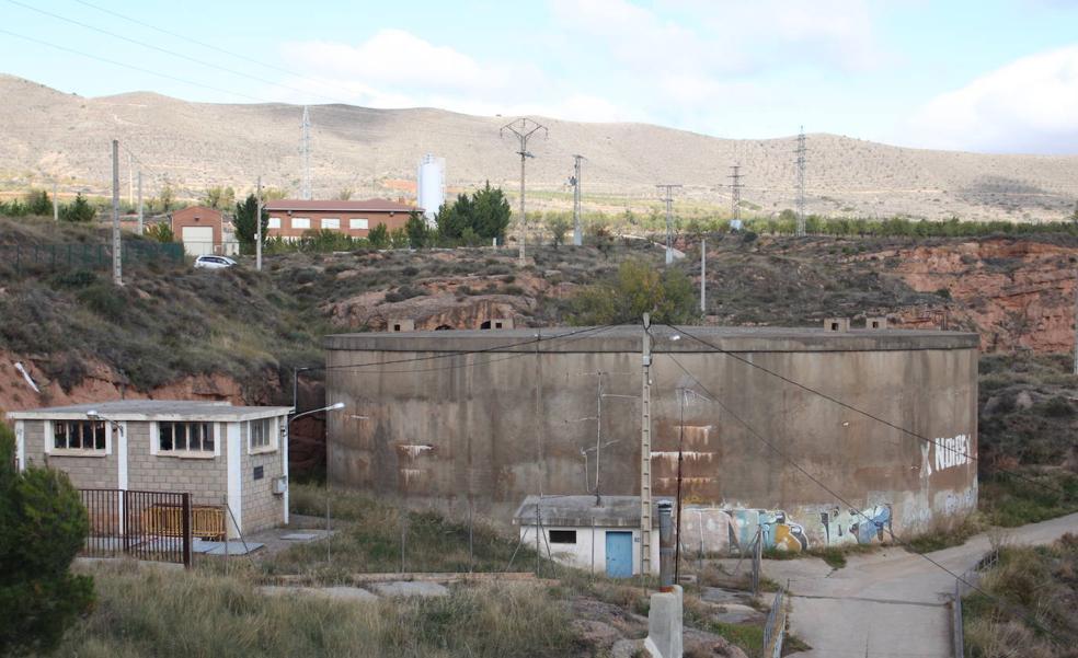 Arnedo contará en 2022 con un nuevo depósito de agua por 1 millón de inversión