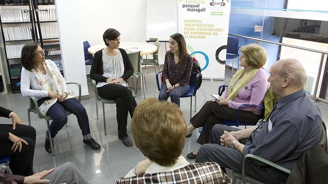 El valor de la terapia grupal en los cuidadores de pacientes con alzhéimer