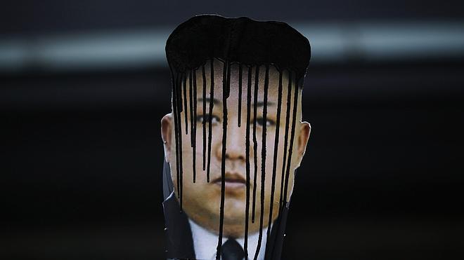 A Kim Jong-Un no se le toma el pelo