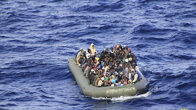 Rescatados más de mil inmigrantes en las costas italianas en las últimas 48 horas