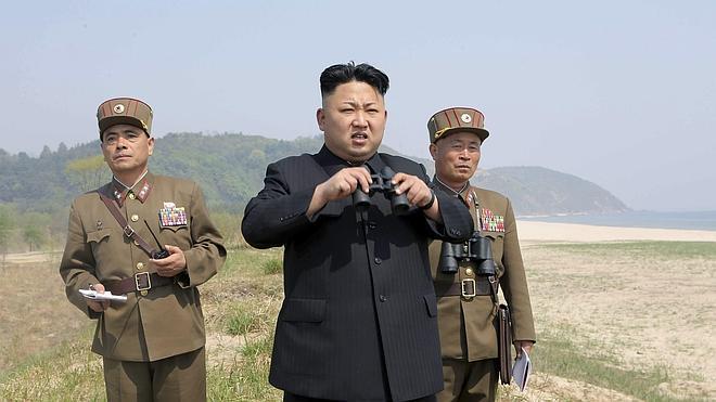 Kim Jong-un ordena a sus tropas que se preparen para un «inminente conflicto» con EE UU