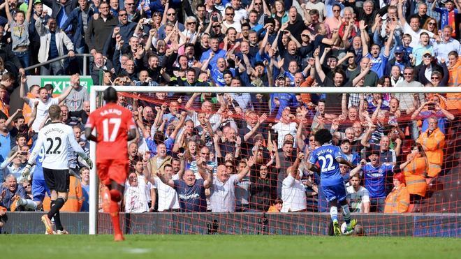 Mourinho amarga al Liverpool