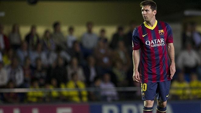 Messi se enfrenta al gol de su pasado