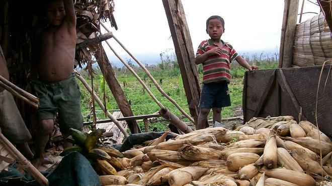 Centroamérica espera su 'estación del hambre'