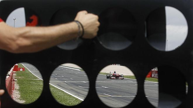 Cuando la Fórmula Uno es lo de menos