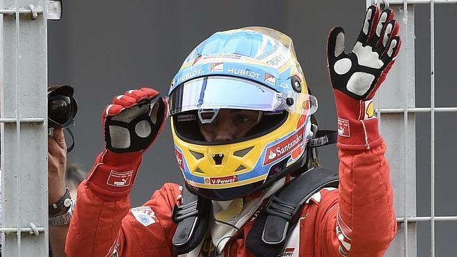 Alonso: «No llevaremos una revolución a Mónaco»