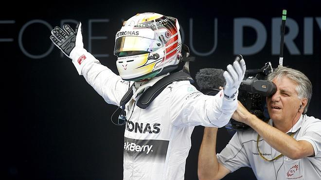 Hamilton: ganar, ganar, ganar y volver a ganar