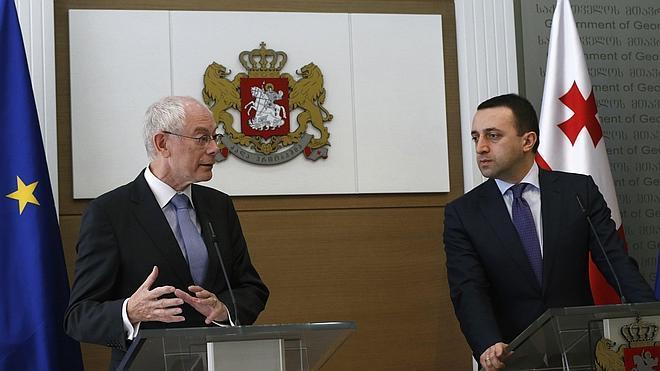 Georgia firmará el acuerdo de asociación con la UE el 27 de junio