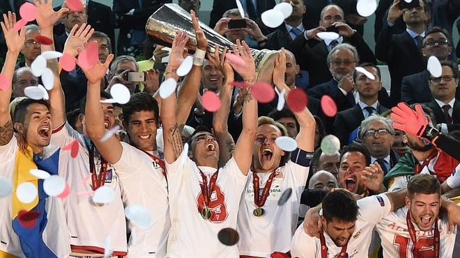 El Sevilla completa la conquista mundial gracias a las manos de Beto