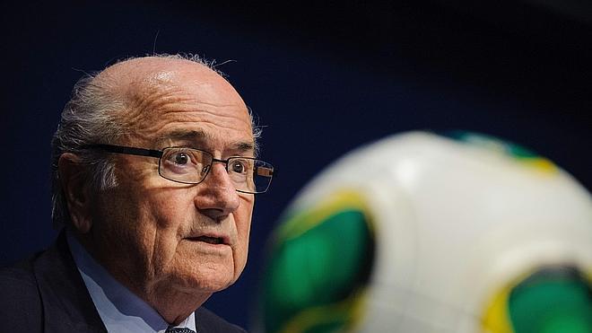 Blatter afirma que 'Catar 2022' fue un error