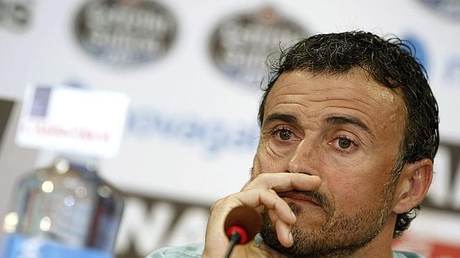 Luis Enrique se marcha del Celta y aviva sus rumores con el Barcelona