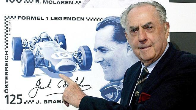 Fallece Jack Brabham, tricampeón del mundo de Fórmula 1