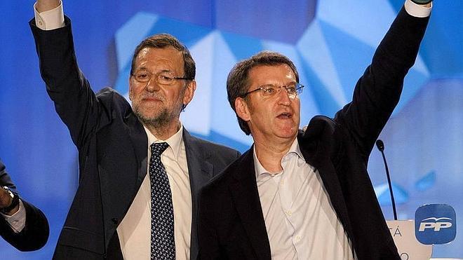 Rajoy pide el voto «para no volver a la pesadilla de 2011»