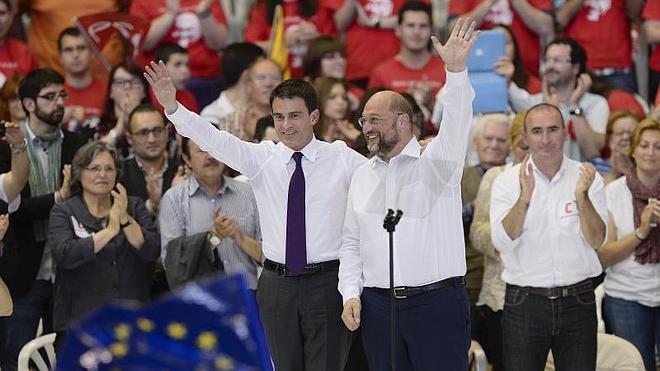 Schulz, a Cañete: «Es un vergüenza que alguien sugiera que mi hija vale menos que mi hijo»