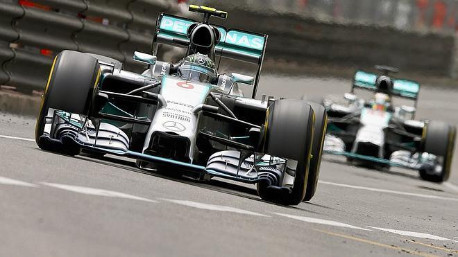 Mónaco es territorio Rosberg