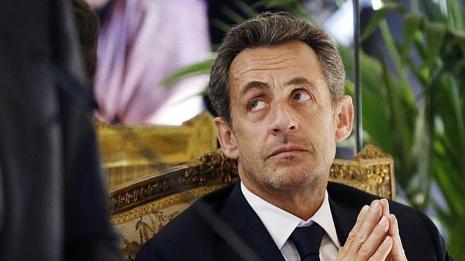Un escándalo financiero salpica la campaña de Sarkozy de 2012