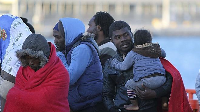España denegó el 61% de las entradas de inmigrantes a la UE