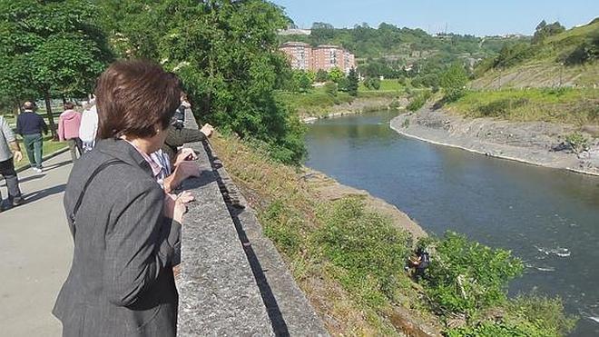 Aparece flotando el cuerpo de una mujer en la ría de Bilbao
