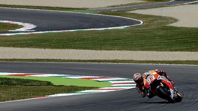 Márquez y su moto vencen al mejor Lorenzo