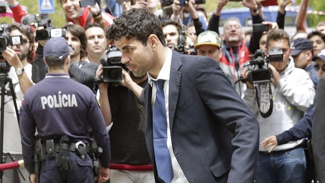 Costa, «feliz» por llegar al Mundial con España tras 'abdicar' con Brasil