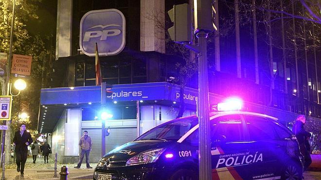 Hacienda confirma el fraude del arquitecto que reformó la sede del PP