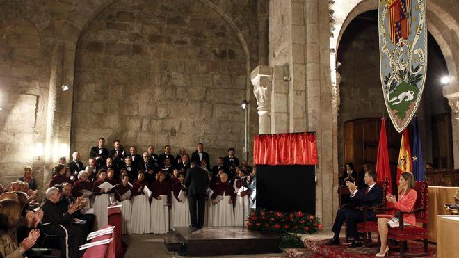 La Conferencia Episcopal asume que no haya misa en la proclamación de Felipe VI