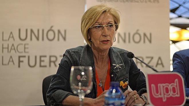 UPyD compartirá grupo con CiU y PNV en Europa