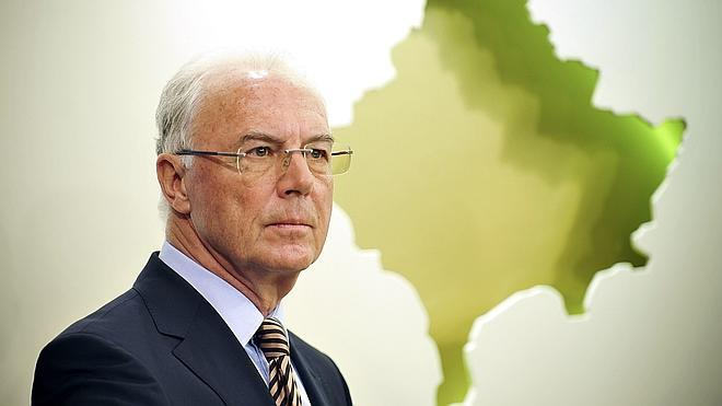 La FIFA suspende durante 90 días a Beckenbauer
