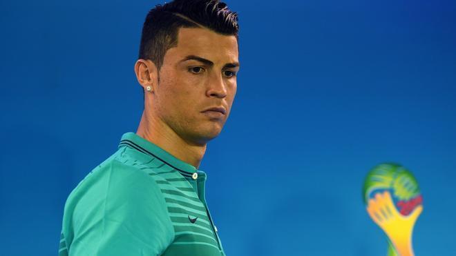 Cristiano Ronaldo: «Sólo estoy al cien por cien»