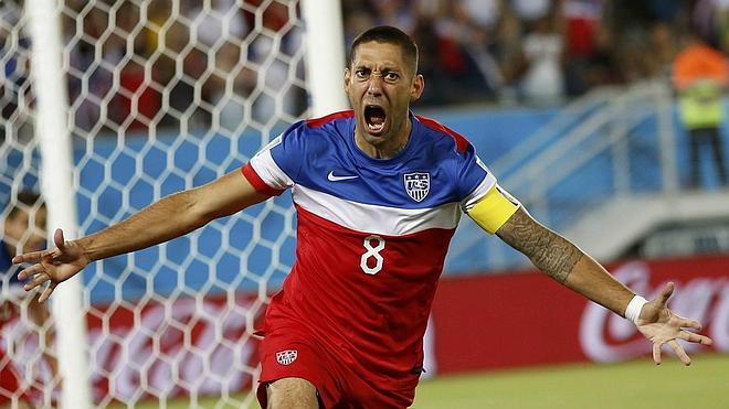 Dempsey hace historia y Estados Unidos se venga de Ghana