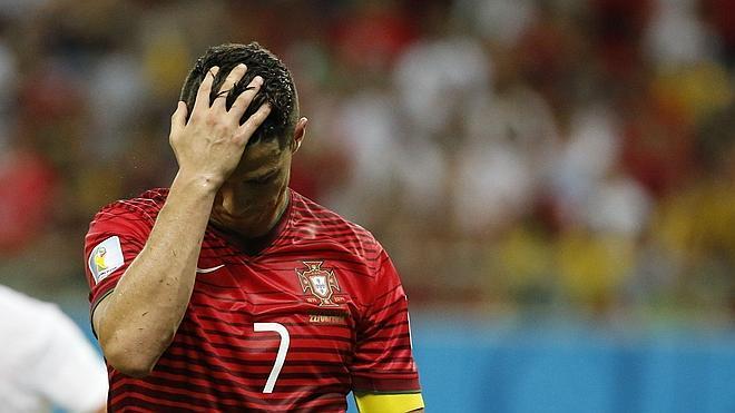 Cristiano: «No me justificaré con problemas físicos»