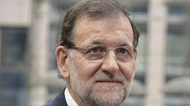 Rajoy dice que la elección de Juncker es «una buena noticia para todos»