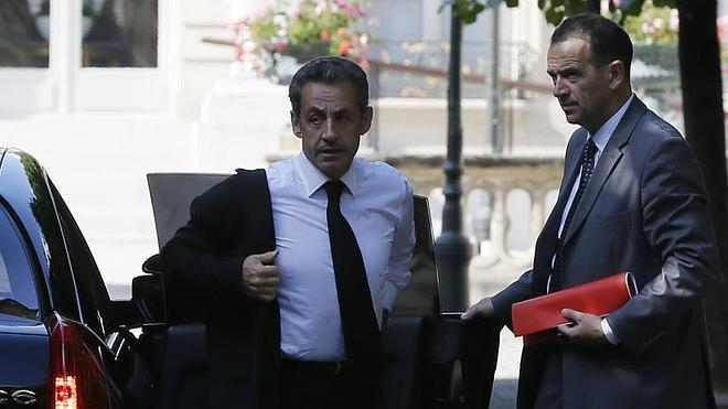 El abogado de Sarkozy, en prisión preventiva