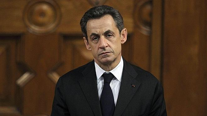 Sarkozy pasa a disposición judicial