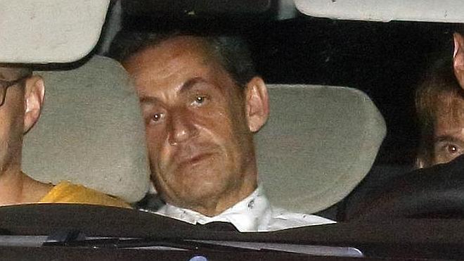 Sarkozy: «El sindicato de la magistratura tiene la obsesión de destruirme»