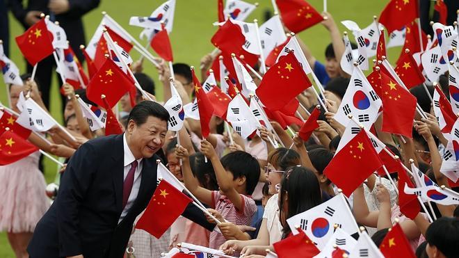 Seúl y Pekín escenifican su rechazo al programa nuclear de Pyongyang