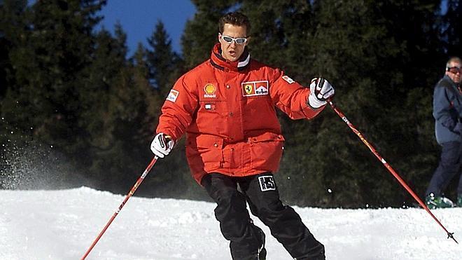 Schumacher mejora «lentamente» tras salir del coma