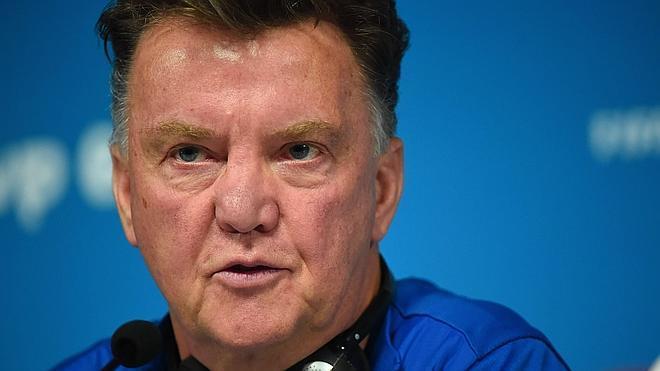 Van Gaal: «Jugamos contra Argentina, no frente a Messi»