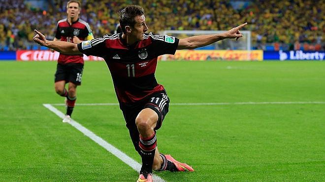 Klose ya es leyenda en una Alemania eterna