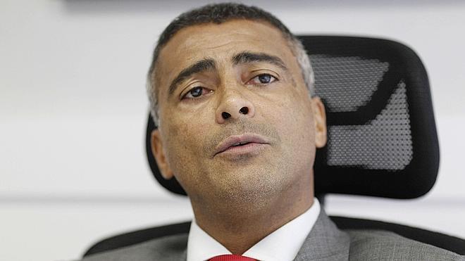 Romario: «Sentimos vergüenza por tener la federación más corrupta del mundo»