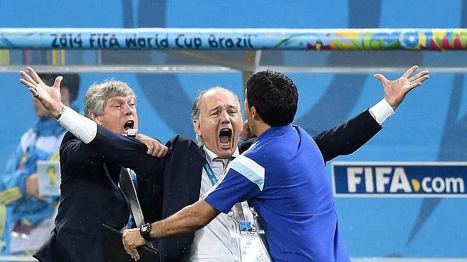 Sabella:«Ahora no nos vamos a asustar ante Alemania»