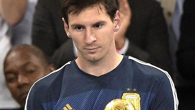 El Balón de Oro que avergüenza al propio Messi