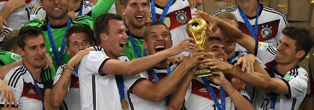 Alemania reconquista el mundo en Maracaná