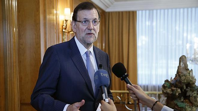 Rajoy sobre el paro: «Hemos frenado esta sangría»
