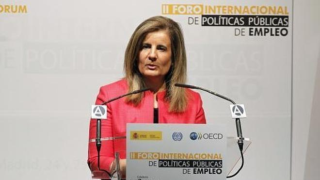 Báñez anuncia que el cambio de ciclo hacia el empleo ya se ha producido