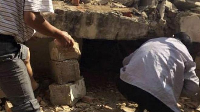 Un seísmo en el suroeste de China deja más de 350 muertos