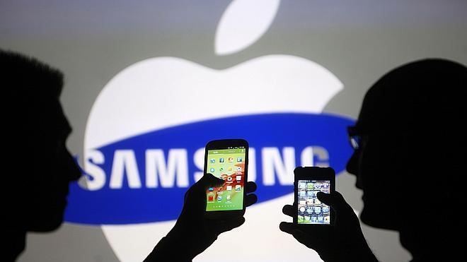 Samsung y Apple hacen las paces, menos en EE UU