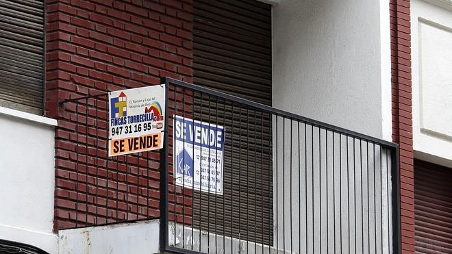 La compraventa de viviendas sube un 8,8% en junio