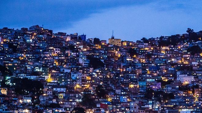 Las favelas, sede de la campaña electoral
