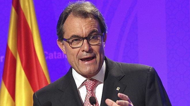 Artur Mas: «Sólo hay un plan: votar el 9N»